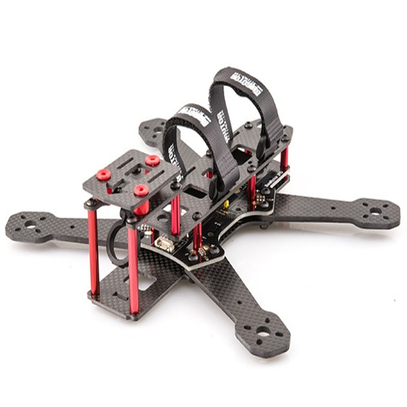 BeeRotor Ultra 210 Carbon Fiber FPV Racing Frame Kit with PDB Board<br><br>Aliexpress