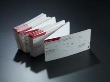 Custom Ticket Printing Entrance Ticket Boarding Pass(China (Mainland))