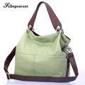 Handtasche Leather Women BAO BAO Handbag Women Panelled Color Shoulder Bag Female Casual Tote Big Crossbody