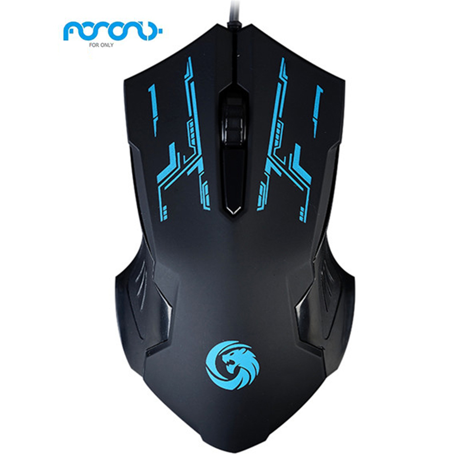 MS-A23 Professional Gaming Mouse Optical USB Wired gamer Mouse USB Mice Cable Mouse for PC Computer Laptop Desktop(China (Mainland))