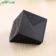 Hot Sale VEVA BT2370 Original Wireless Bluetooth Sound Box NFC Bass Subwoofer Audio Player MIC HIFI Stereo Sound Box TF Card New(China (Mainland))