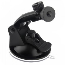 2015 New Arrive Car DVR Holders Bracket Vehicle Suction Cup Base Screw Connector For Gopro Video