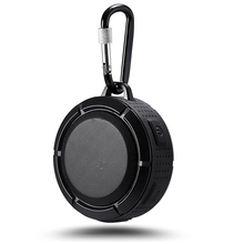 Lemfo Mini Waterproof Bluetooth Speaker Mini Wireless NFC Super Bass Subwoofer Outdoor Sport Sound Box Portable MP3 Music Player