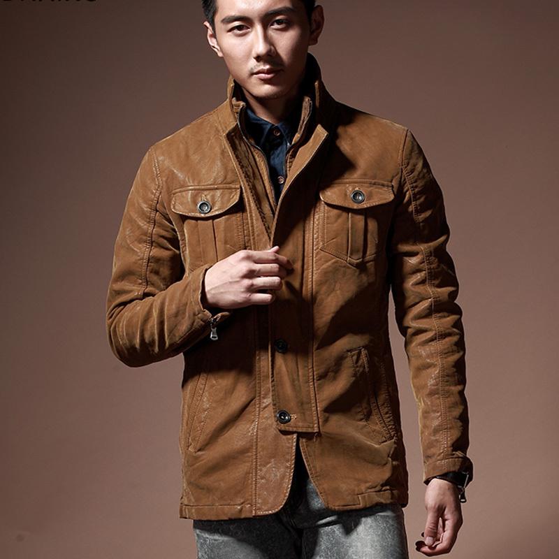Leather Dress Jackets