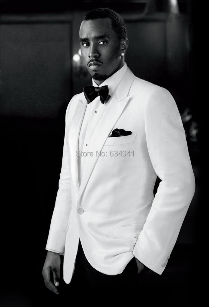 Looking for White Tuxedos, you found them. Come browse through our rental tuxedo coats in white. National Tuxedo Rentals has one of the largest selections of white tuxedos in the country.