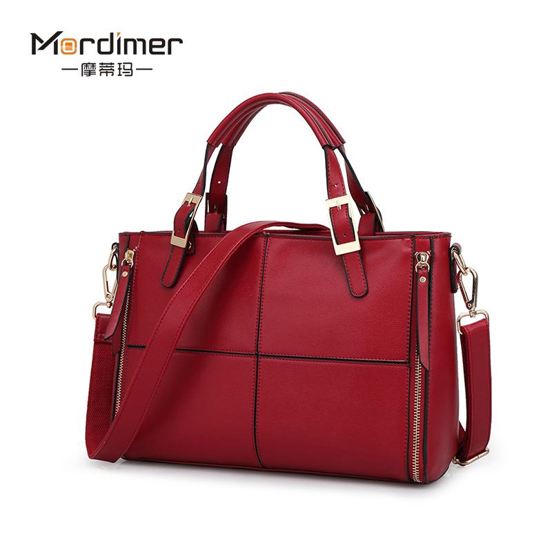 New Brand 2015 Vintage Special Offer Leather Bag For Women High Quality Handbag 6 Color Messenger Bags<br><br>Aliexpress
