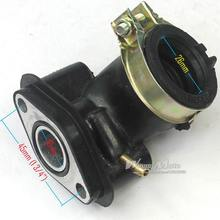 Buy INTAKE MANIFOLD GY6 50cc 139QMB MOPED SCOOTER SUNL GY6 50CC 60CC 80CC for $6.73 in AliExpress store