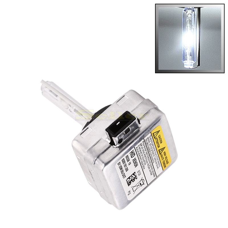 2pcs 35W D1S D1R D1C 8000K Cool White HID Xenon Car Headlight Bulb Light Lamp 8000K 35W D1S