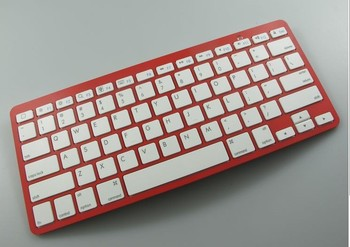 Free Shipping Keyboard For Android/Mini Ultra-thin Bluetooth Wireless Keyboard Ergonomically Designed PC Peripherals
