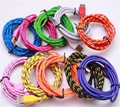 Android Micro USB data Cable 2m usb fast charging 2A for Samsung galaxy note2 S3 S4 xiaomi HTC Sony cell phone USB cable