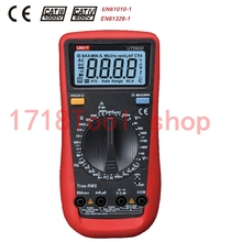 2015 New arrival UNI T Digital Multimeter manual range true RMS REL AC DC frequency multimeter