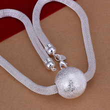 silver ball chain promotion