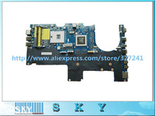 For Dell Alienware M14x PALB0 LA-6801P XYCJJ 0XYCJJ CN-0XYCJJ Laptop Motherboard fully tested & working perfect(China (Mainland))