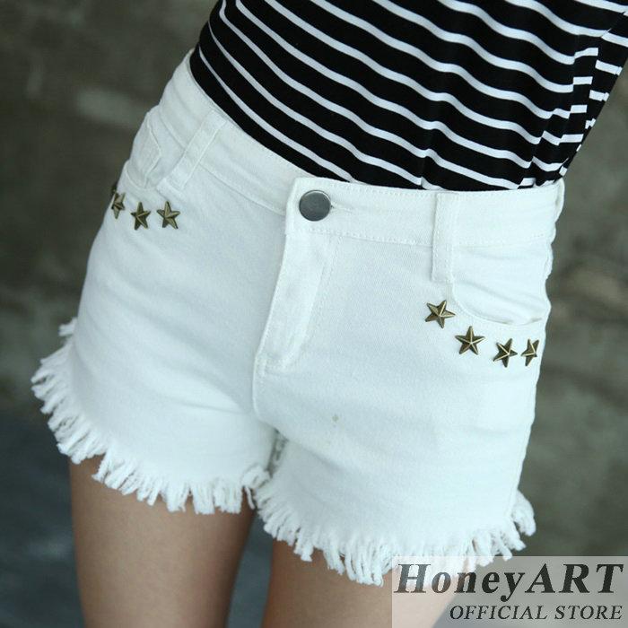 Super Short Shorts Trend Jeans Super Short Shorts