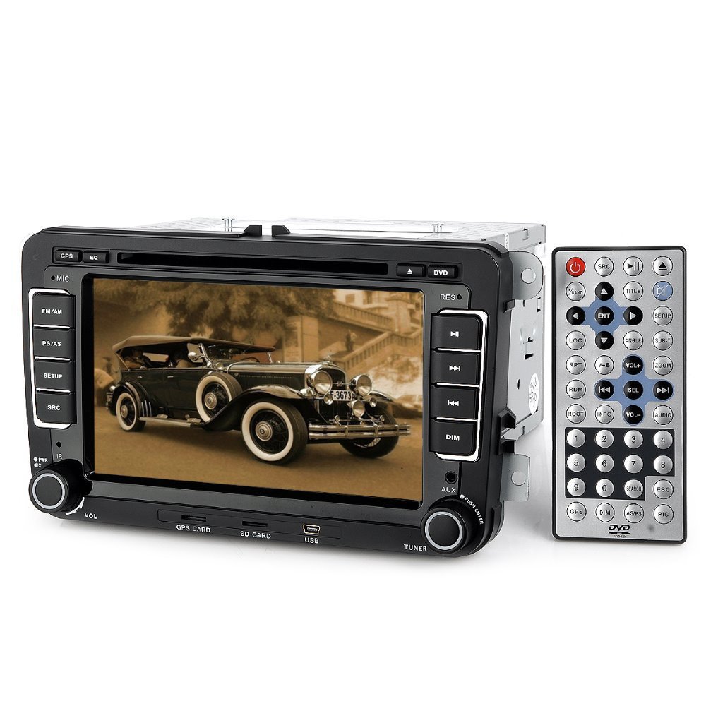 "7.0"" Touch Screen Car DVD Media Player w/ GPS / TV / Bluetooth / FM / Canbus / Ipod(China (Mainland))"
