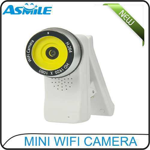 Здесь можно купить  The smallest mini ip wifi camera with Free Iphone Android App Software from asmile  Безопасность и защита