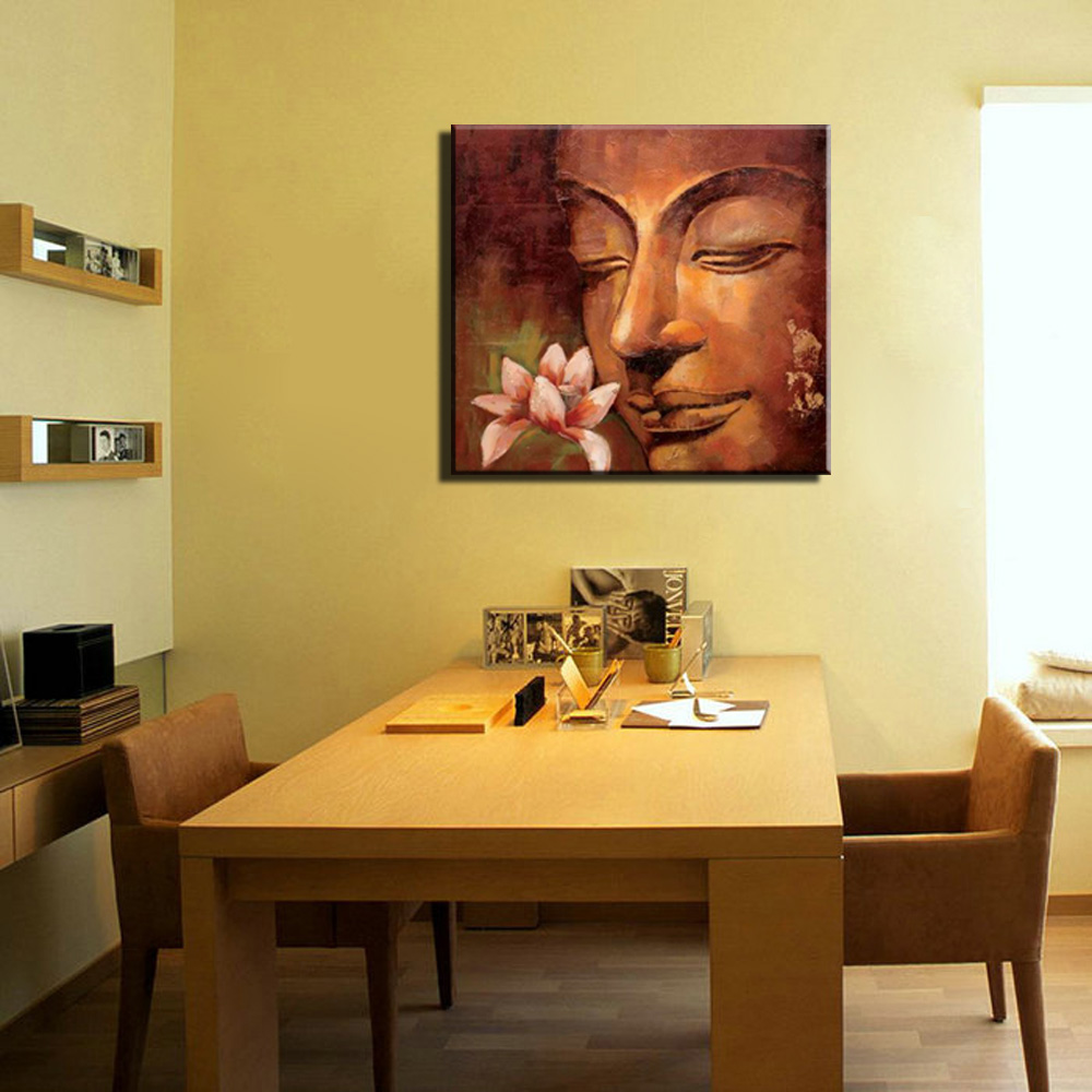 oil paintings for dining room walls best dining room buddha