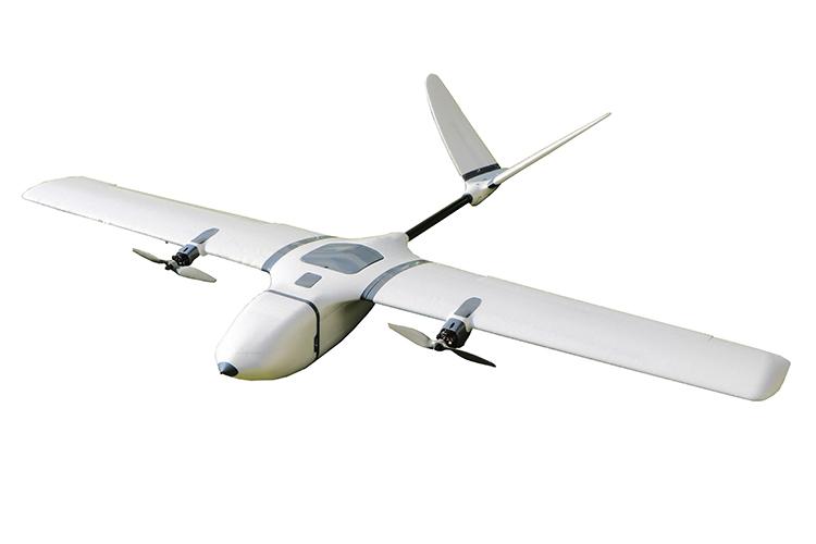 MyFlyDream MFD Nimbus 1800 дальний Радиоуправляемый FPV Самолет только набор новая версия EPO Big 4