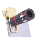 Mobile Phone Telephoto Fish Eye Lens 180 Degree Wide Angle Micro Lens For Iphone 6 5s