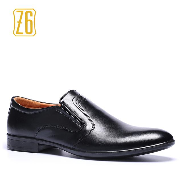 39-44Верх качество мужчин оксфорды 2016 красивый удобный Z6 бренд мужской свадебные ...