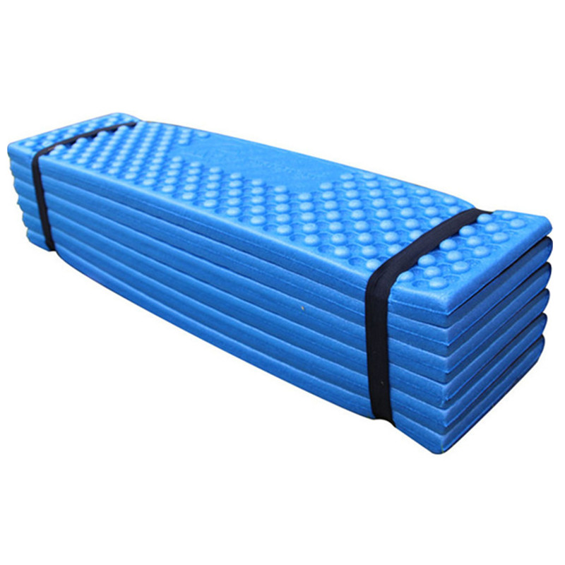 Ultralight foam camping mat free shipping worldwide for Best mattress for lightweight person