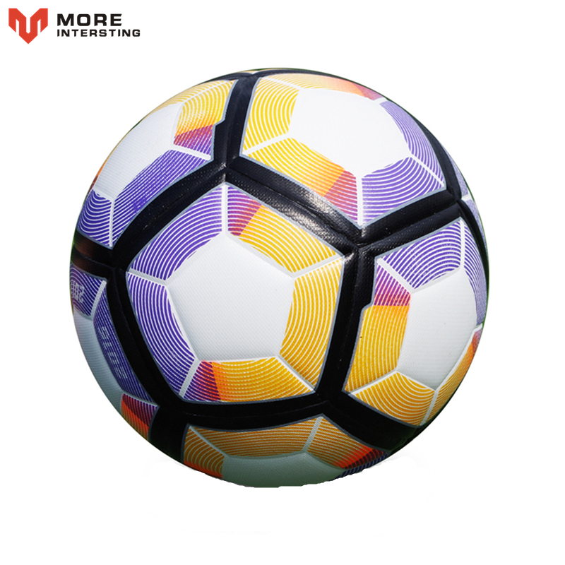 Free Shipping High Quality SMILEBOY Ball Soccer Ball Football TPU Granule Hand Stitching Balls Official Size 4 Great for Gifts(China (Mainland))