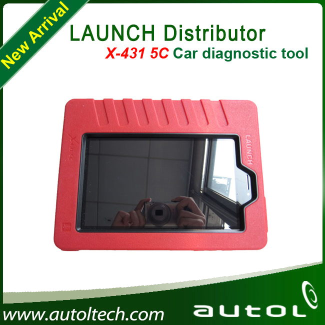 Original Launch X431 scanner LAUNCH X431 5C Update version of X431 V or X431 PRO with less weight(China (Mainland))