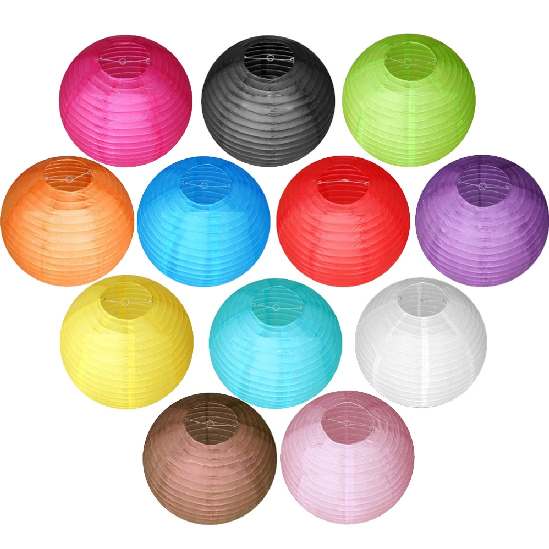 Hot Style 5pcs/lot 12 30cm Traditional Chinese Paper Lanterns Wedding Party supply Freeshipping<br><br>Aliexpress