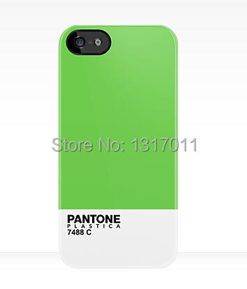 Custom designPantone Plastica 7488 C hard back cover case for iphone 4 4s 5 5s 5c 6 plus(China (Mainland))