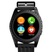 New Smart watch GS3 Smartwatch Heart rate monitor relogio Clock Fitness Tracker Smart electronics smart wacht for IOS android(China (Mainland))