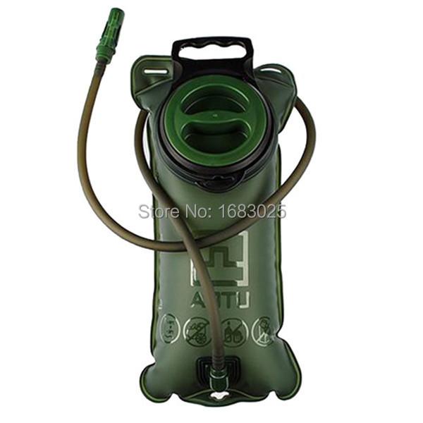 2016 New Durable Environmental 2L Bladder Water Bag Bike Bicycle Mouth Hydration Camping Hiking Climbing Water Bottles Best(China (Mainland))