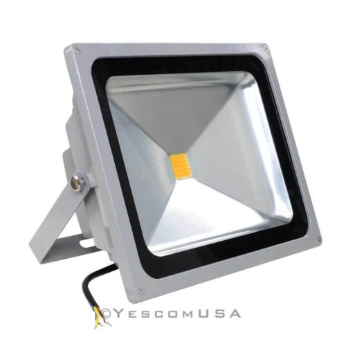 50w Led Flood Wash Light Outdoor Home Garden Landscape