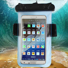 Buy Universal 100% Sealed Waterproof Mobile Phone Bags Strap Dry Pouch Cases Cover LG Optimus L9 P760 P765 Phone Pouch Case for $2.36 in AliExpress store