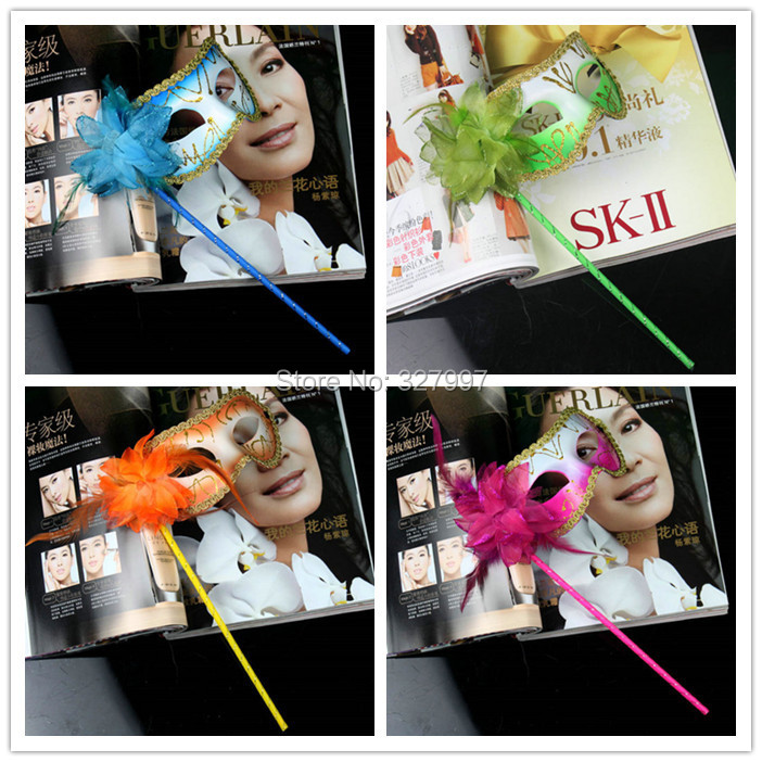 Factory mask Halloween mask party venice mask fancy mask painting with flower MS-WS80 30pcs/lot