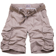 2016 New Mens Cargo Shorts Casual Outdoors Sport Male Shorts Military Camouflage Shorts Plus Size DK001
