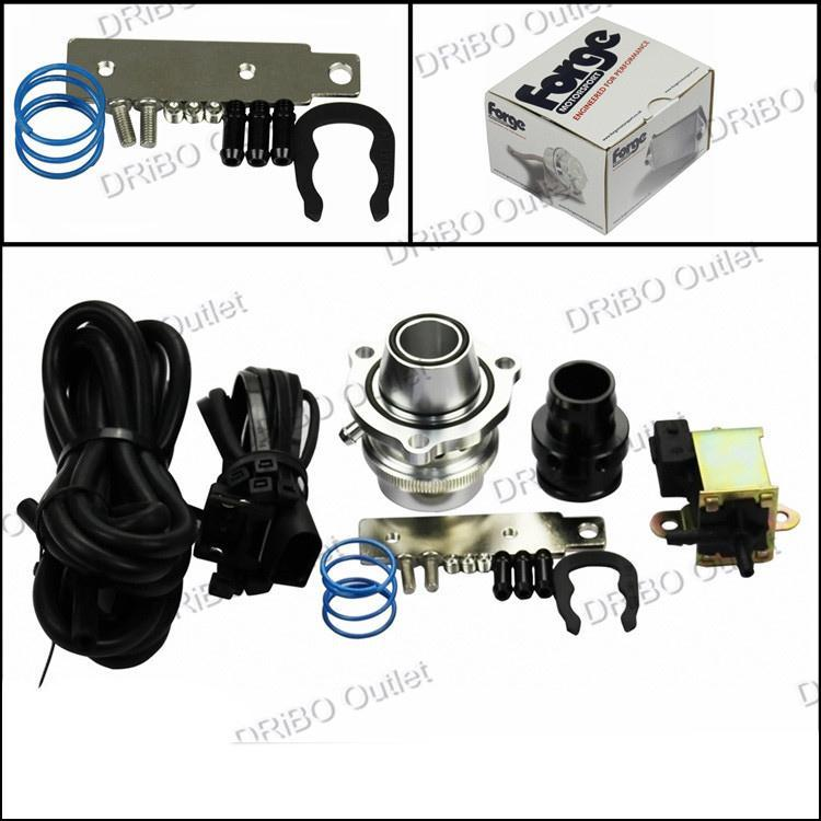 NEW Forge Motorsport Blow Off Valve kit for Audi VW 2 0T FSI TSI Engines BOV