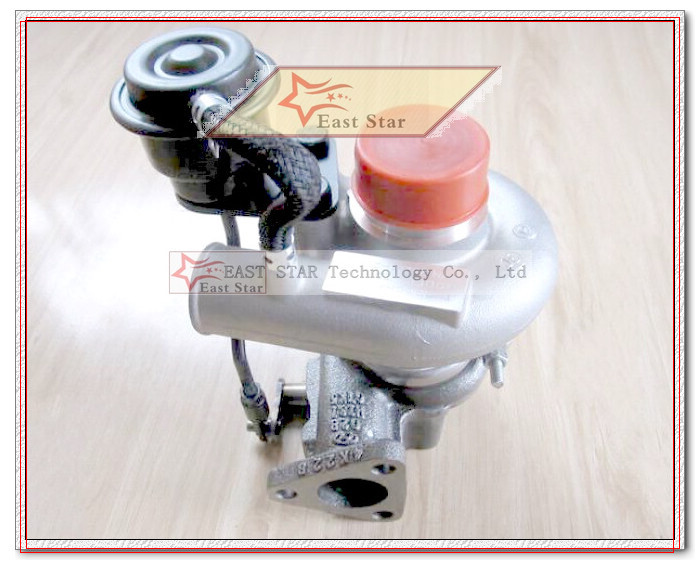 TD025 49173-02620 28231-27500 Turbocharger For HYUNDAI Accent Matrix Getz;KIA Cerato Rio CRDi 01-05 D3EA 1.5 CRDI 82HP (6)
