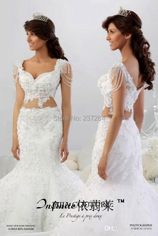 Two color wedding dresses wedding dresses asian for Two color wedding dress