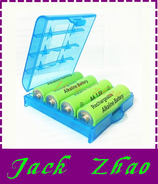 Good package 4pcs aa rechargeable battery 3000mah 1.5v Alkaline rechargeable aa baterias Flashlight MP3 batteri Toy can 12v(8pcs(China (Mainland))