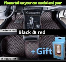 High quality full set right hand drive car-covers carpet leather anti slip car foot mats custom 3d car floor mats for Audi Q5(China (Mainland))