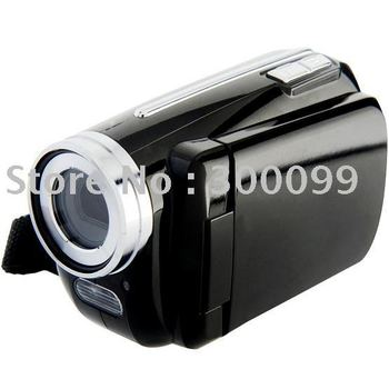 "Max. 12MP 1.8"" TFT LCD Digital Video Camera with 2PCS LED Flash Light and free shipping"