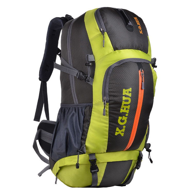 Outdoor mountaineering bag men and women lovers multifunctional backpack large capacity 50 l travel camping hiking backpack<br><br>Aliexpress