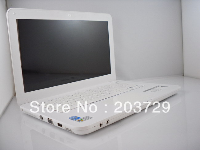 Laptop computer DVD-RW engraver 13.3inch Intel Atom Dual core D2500 optional 2GB 320GB - YIPAD TECHNOLOGY LIMITED store