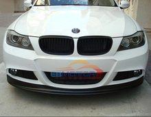 Buy PAINTED AK Style Front lip Spoiler BMW 3-Series E90 E91 LCI Mtech sport bumper 2009-2011 B188F for $250.00 in AliExpress store