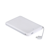 Power Bank 5000mAh Portable External Battery Pack for LG Xiaomi Huawei/brands Cell Phones/Android Phones/Tablets, P51(China (Mainland))