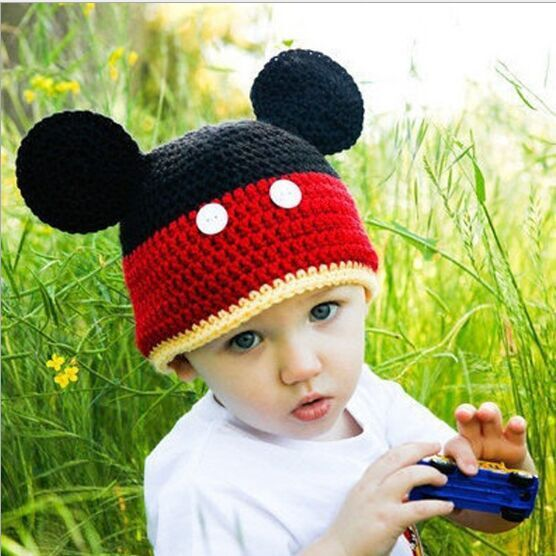 Mini Hat 1-4 years old children Photo Hat baby Photography Props kids Photo Wear Photo Caps Free Shipping Wholesale Price SY90(China (Mainland))