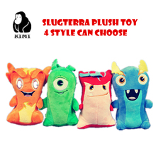 15cm Anime slugterra plush doll high quality plush toys New Year's Valentine's Day gift 4style can choose
