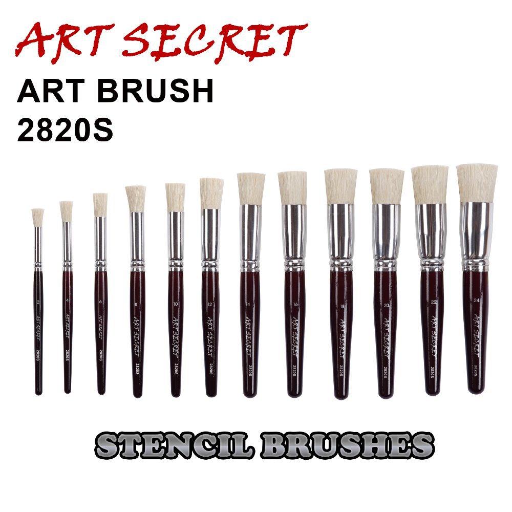 2014 new stencil brush/art brush-2820S<br><br>Aliexpress