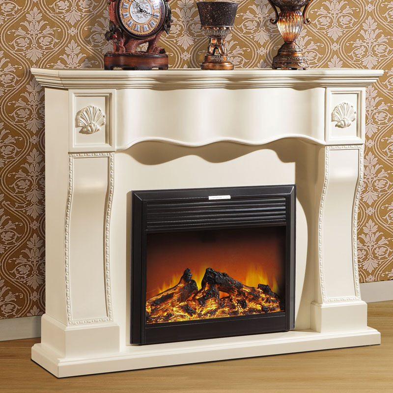 1 5 M High End European Style Fireplace Wood Carving
