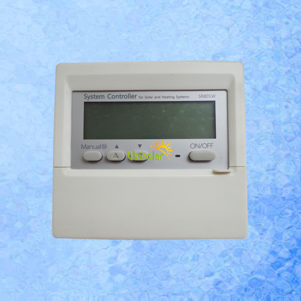SR805W Wireless Remote Controller and Display for SR981S SR982S SR961S SR962S SR971S SR972S Solar Workstation(China (Mainland))